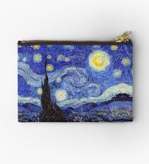 Bolso de mano Una noche estrellada Inspiración de la montaña de Van Gogh