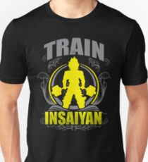 Train Insane - Deadlift T-Shirt