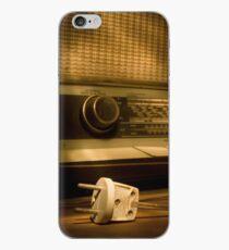 Radio Electricity iPhone Case