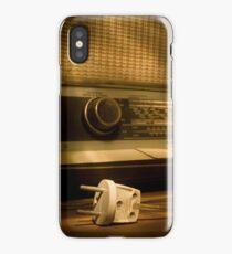 Radio Electricity iPhone Case/Skin