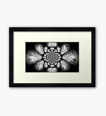Mulligan - Divot Framed Print