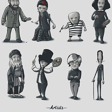 Artists by 2mzdesign