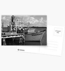 Trawler Postcards