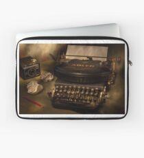 Typed nostalgia Laptop Sleeve