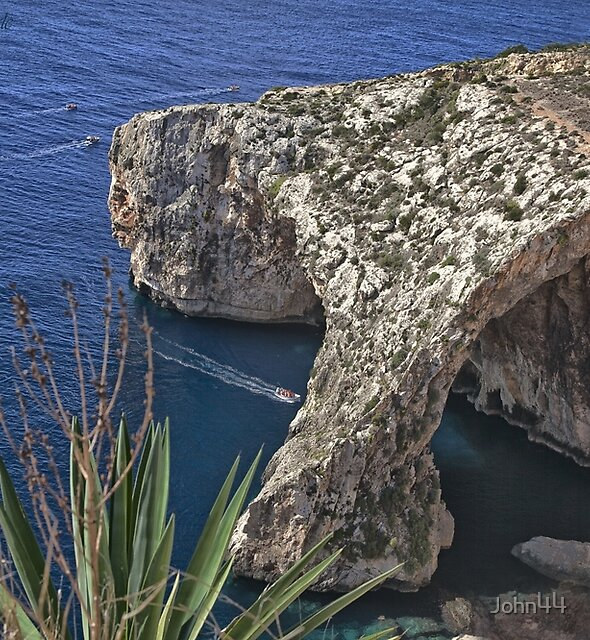 ....the Blue Caves of Malta... by John44