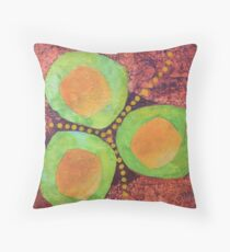 Safe Zones Throw Pillow