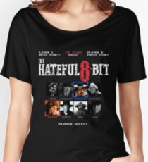 The Hateful 8-bit Women's Relaxed Fit T-Shirt