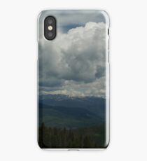 Will The Mountains Remember Us? iPhone Case/Skin