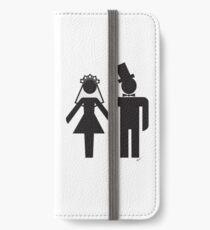The Wedding iPhone Wallet/Case/Skin