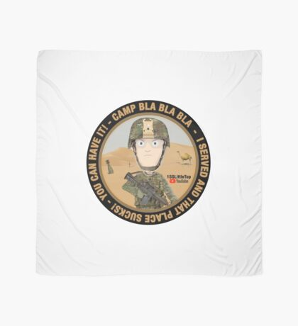 I served and you can have it! Scarf
