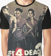 Left 4 Dead Infected Graphic T-Shirt