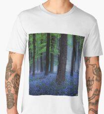 Misty Blue Men's Premium T-Shirt