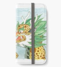 Korean Dragon I iPhone Wallet/Case/Skin