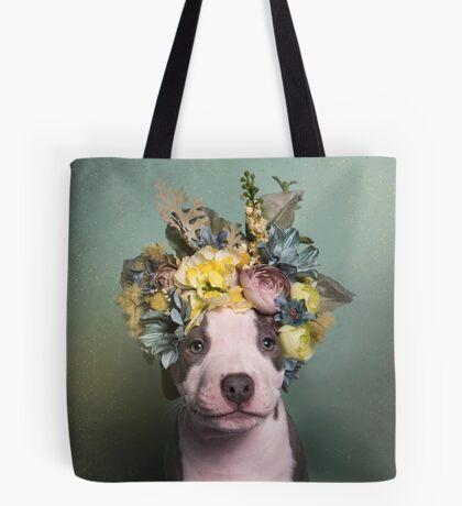 Flower Power, Jolly Ranger Tote Bag