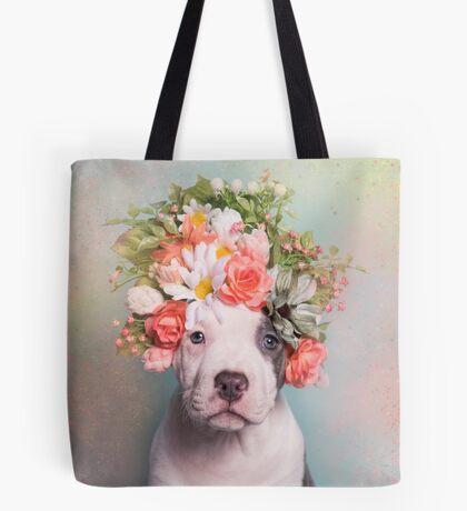 Flower Power, PegLeg Tote Bag