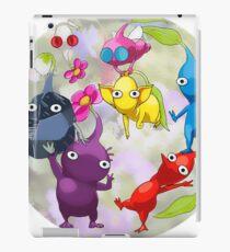 Pikmin-Fanart iPad-Hülle & Klebefolie