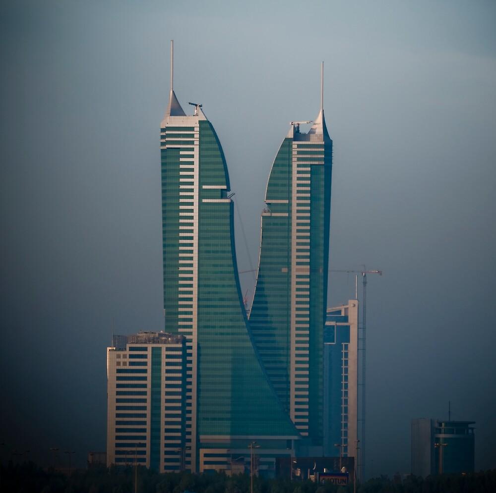 Bahrain Financial Harbour by Bucheeri