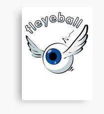 fleyeball Canvas Print