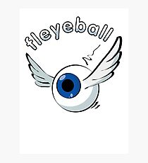fleyeball Photographic Print