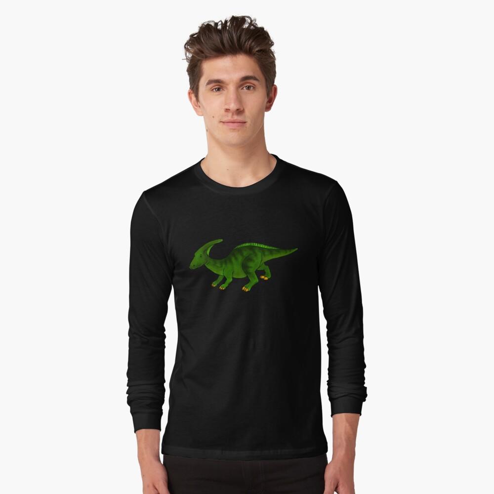 Parasaurolophus Long Sleeve T-Shirt