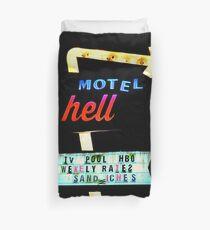 Motel HELL Duvet Cover