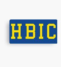HBIC Canvas Print
