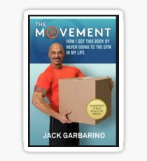 Nathan For You The Movement Sticker Sticker
