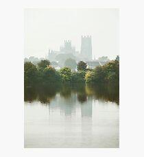 Isle of Eels - Ely, Cambridgeshire, England Photographic Print