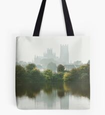 Isle of Eels - Ely, Cambridgeshire, England Tote Bag