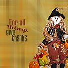 Scarecrow Season by Maria Dryfhout