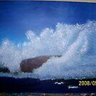 Redgate Beach Margaret River Western Australia by Penny-Sue  Scott