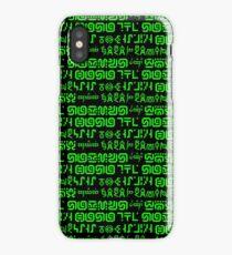 Languages iPhone Case/Skin
