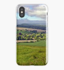 Wiltshire Countryside iPhone Case