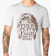 The Strange Secret to Good Hair Men's Premium T-Shirt