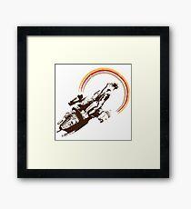 Firefly Serenity Framed Print