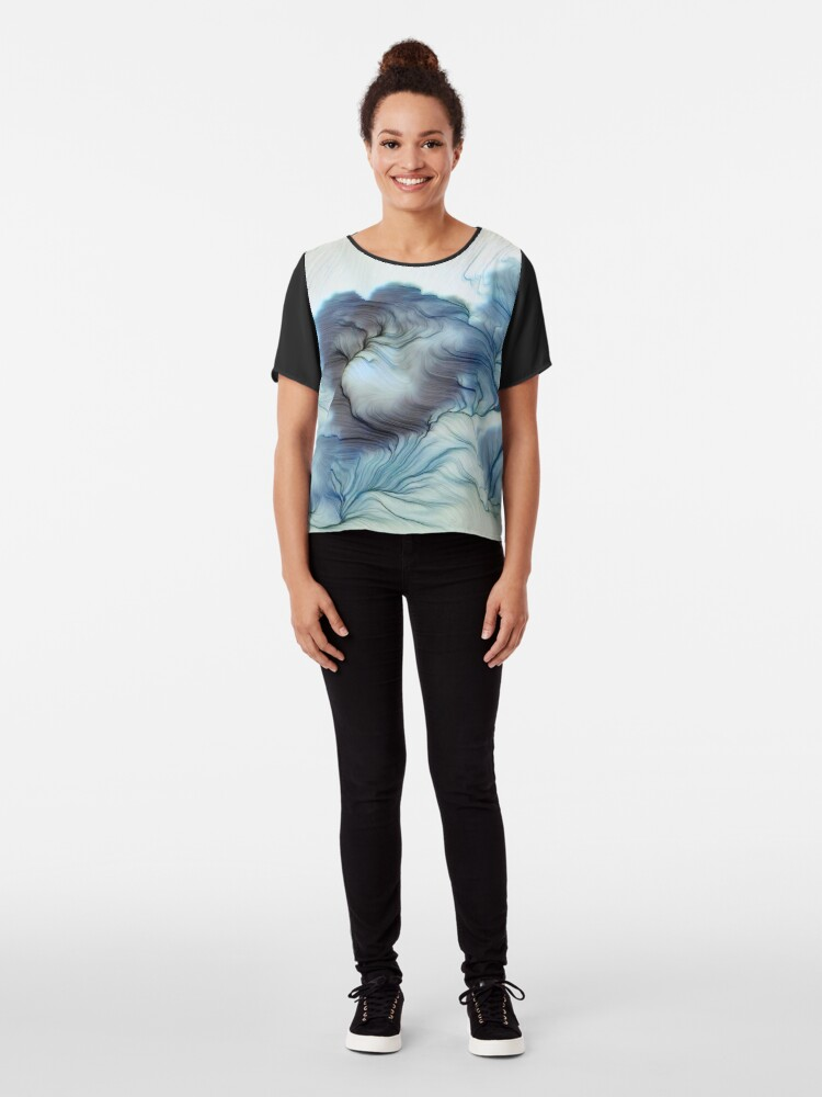 Alternate view of The Dreamer Chiffon Top