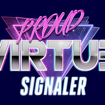 PROUD VIRTUE SIGNALER PCM MEMES by pcmpoliticalfb