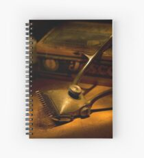 Trimmed nostalgia Spiral Notebook