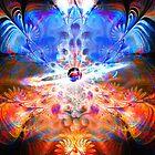 Dark Matter Singularity by Nadya Johnson
