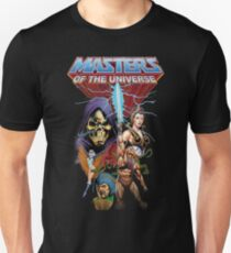 Masters of the Universe Unisex T-Shirt