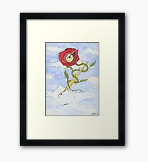 The Circle of Life Framed Print