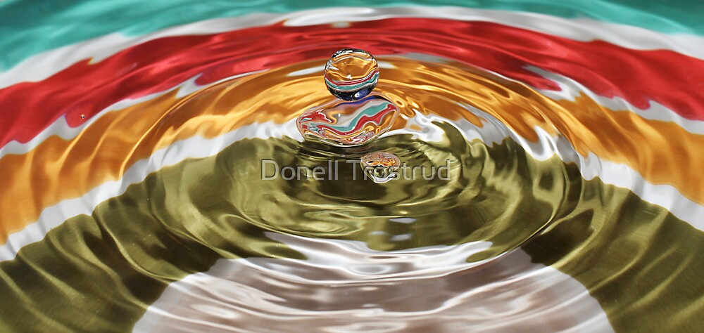 Ripples by Donell Trostrud