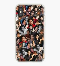 Cole Sprouse Collage iPhone Case