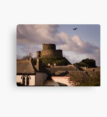 Launceston Castle Canvas Print
