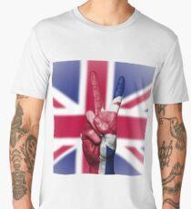 Victory Flag of the United Kingdom Men's Premium T-Shirt