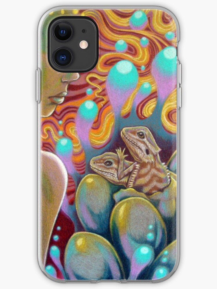 Dragon Art iphone case