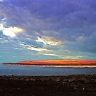 sunsets IV by guy natav
