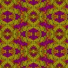 Purple & Yellow & Orange by shopismo