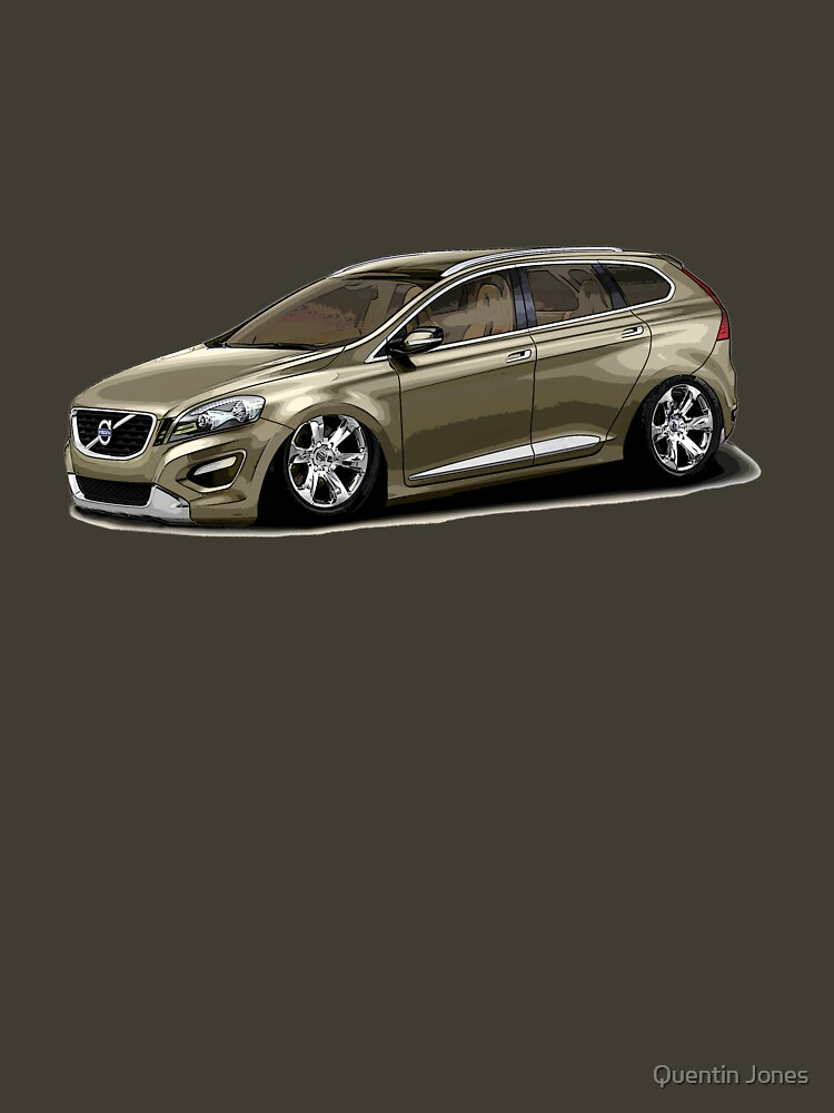 Volvo XC60 by quentin23