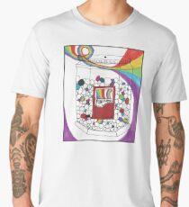 Rainbow Beans by Haley Men's Premium T-Shirt